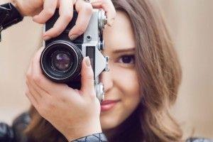 40 ژست عکاسی از مدل زن