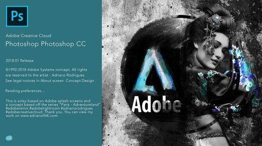دانلود نرم افزار فتوشاپ 2019 - Adobe Photoshop CC