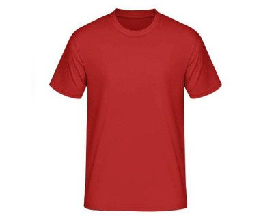چاپ بر روی تیشرت نخی مردانه