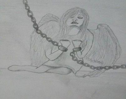 فرشته زندانی