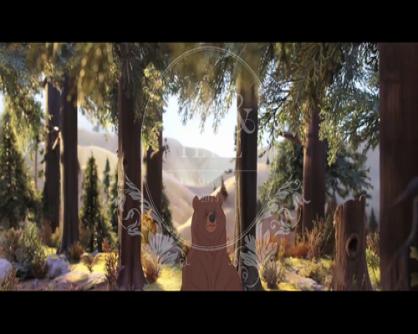 پشت صحنه استاپ موشن خرس و خرگوش